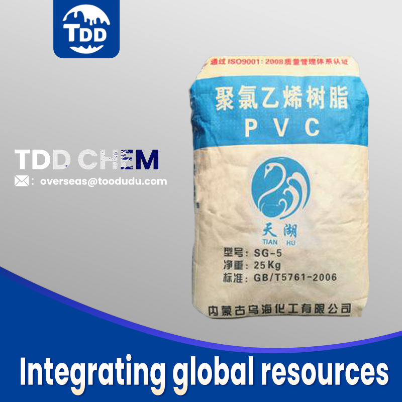 Tianhu Polyvinyl Chloride PVC Resin SG-5