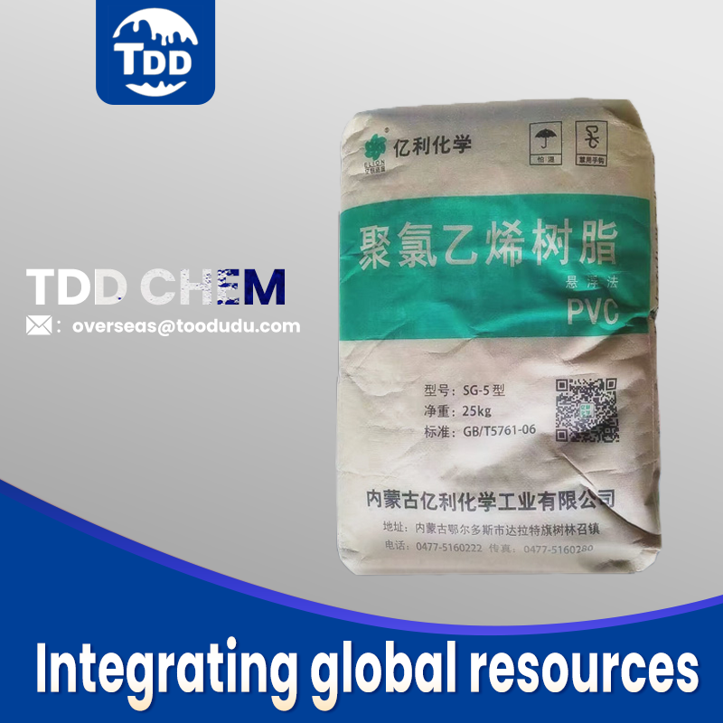 Yili Chemical PVC resin PVC SG-5