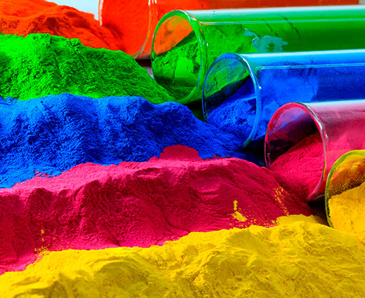 Food Color pigments