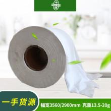 秦皇岛云芳纸业(原丰满纸业)白色生活用纸原纸/大轴纸