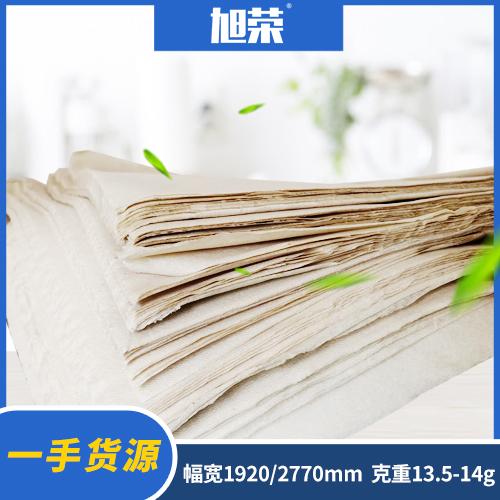 龙游旭荣纸业白色生活用纸卫卷原纸/大轴纸(单层)