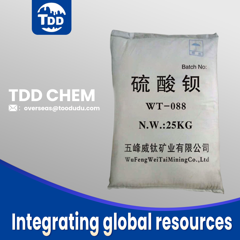 Wufeng Weitai Barium Sulfate for Rubber WT-088