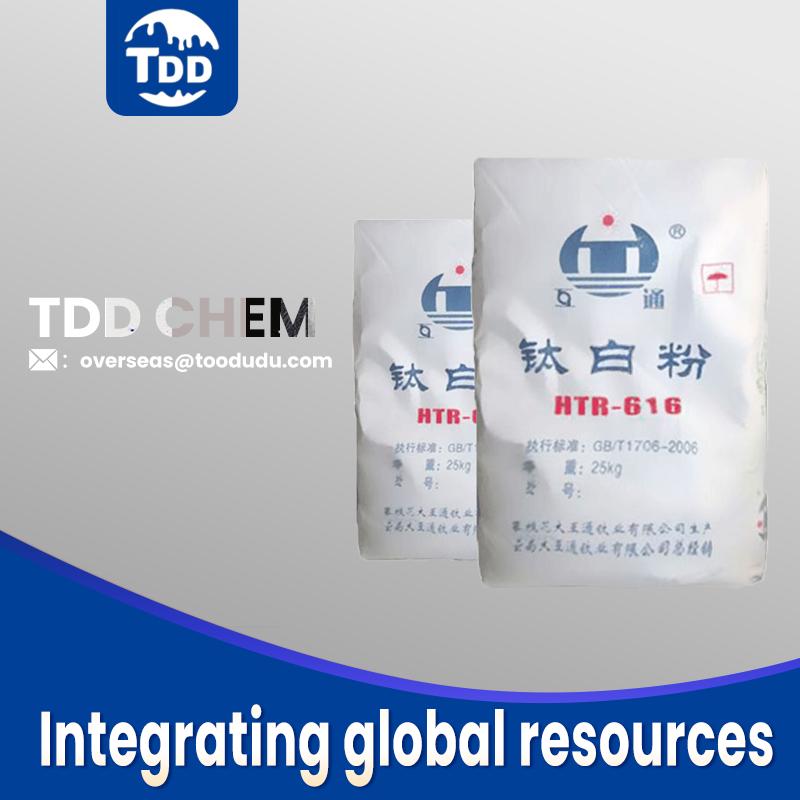 Titanium Dioxide Rutile HTR-616