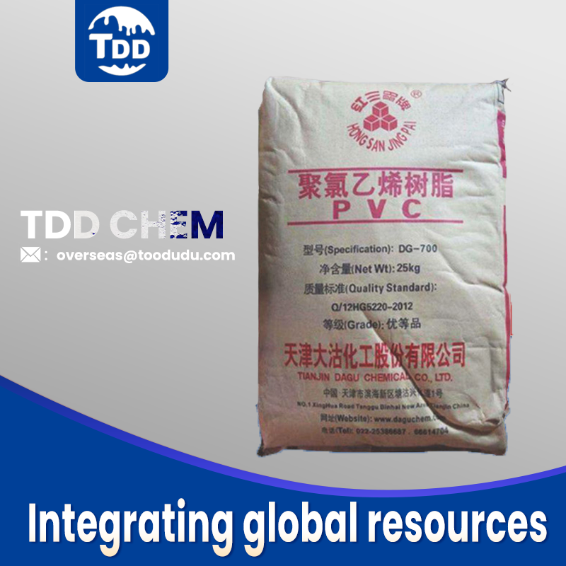 Tianjin Dagu Chemicals PVC Resin DG-700
