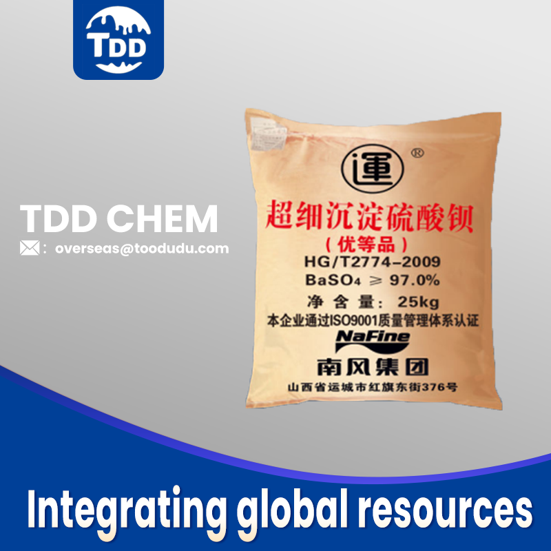 Nanfeng Barium Sulfate Precipitated 1250 Mesh Superior Product