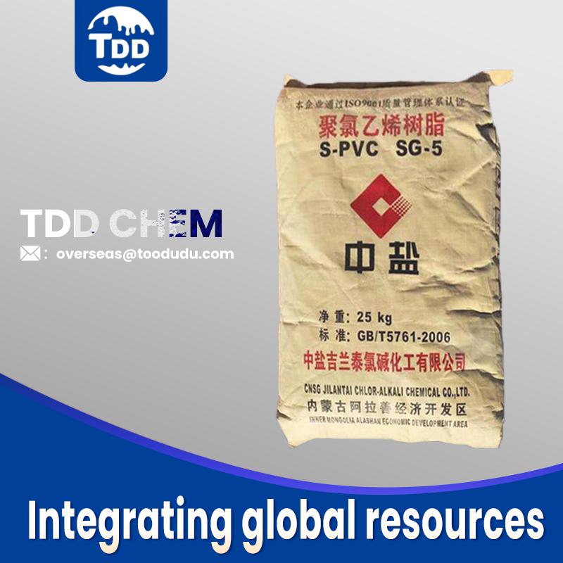 Zhongyan PVC Resin SG-5
