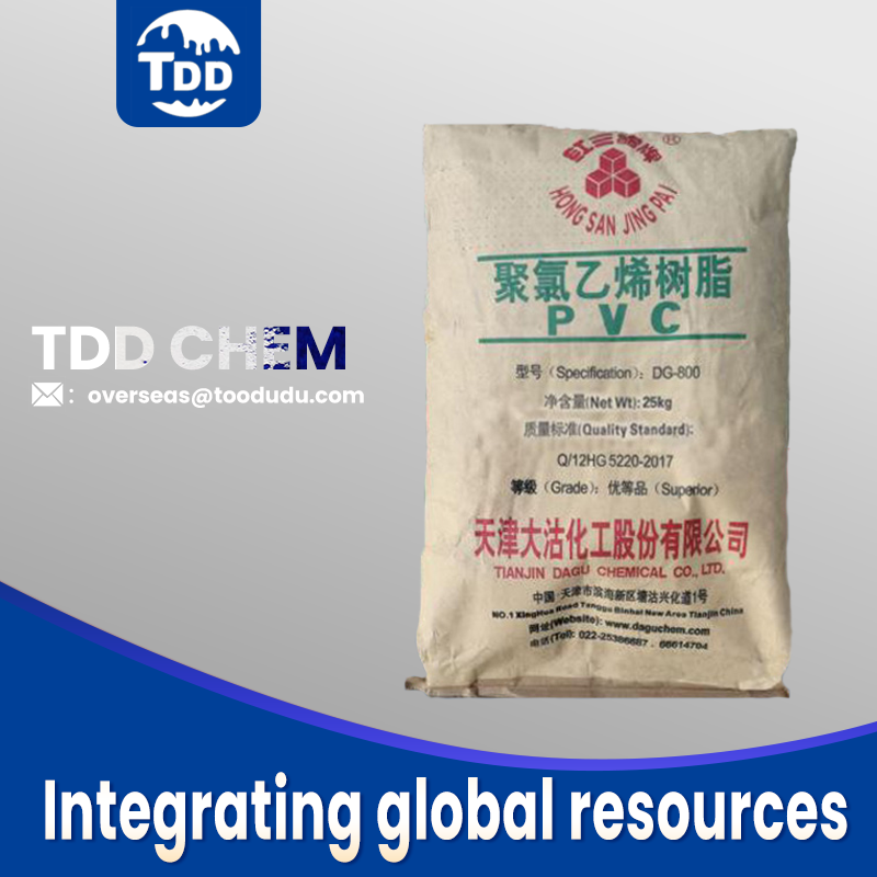 Tianjin Dagu Chemicals PVC Resin DG-800