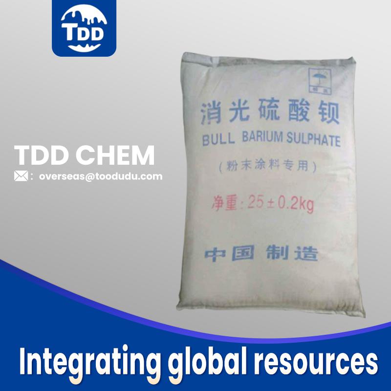 Wufeng Weitai Bull Barium Sulfate WT-138