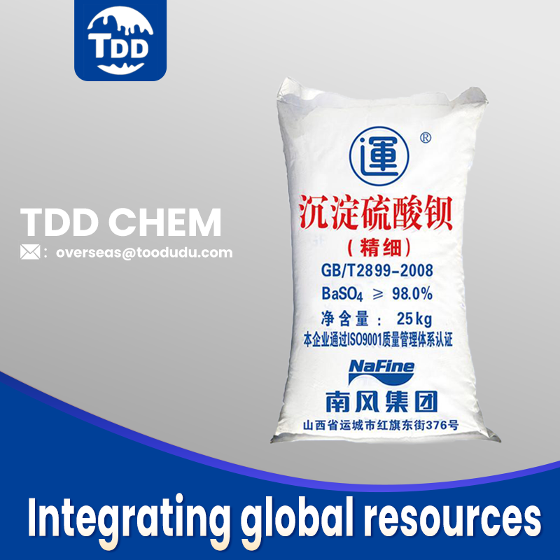 Nanfeng Modified Precipitated Barium Sulfate Ultrafine 2500 Mesh