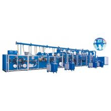 【NEW卫品机械】PX-HY-900KY-SF 全伺服控制卫生巾生产线