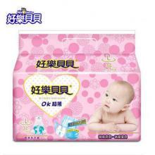 【好乐贝贝】初生超薄透气婴儿纸尿片S/M/L/XL码