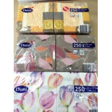德国进口Duni杜尼婚庆彩色、生日派对印花餐巾纸33cm
