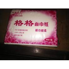 【炎华纸业】格格468张面巾纸