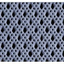 【欢益】创意菱形卫生巾打孔膜优质环保安全pe材质厂家直销