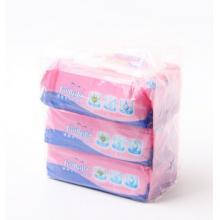 【舒蓓佳婴儿洁柔湿巾】 新生儿护肤手口湿巾 柔湿巾 湿纸巾 安全无毒