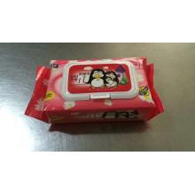 【木兰巾】依兰娜婴儿用柔湿巾80片