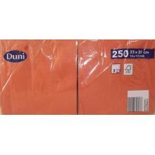 热销~杜尼250片33*33素色高档餐巾纸,用于高档酒店、宴会、婚礼