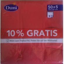 高档杜尼餐巾纸50±5片33cm*33cm三层餐巾纸,用于酒店、婚礼宴会