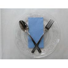 进口杜尼250片33*33八分之一折素色餐巾纸,用于宴会、酒店、会所