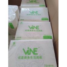 【龙派纸业】擦手纸1箱20包每包200抽/包