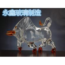 动物酒瓶12生肖玻璃泡酒瓶