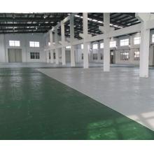 海岚 新创 水性环氧地坪面漆适用地下停车场及狭小空间的刷涂作业