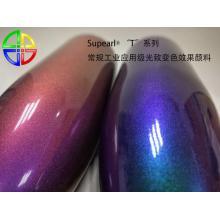 Supearl ® T系列变色效果颜料